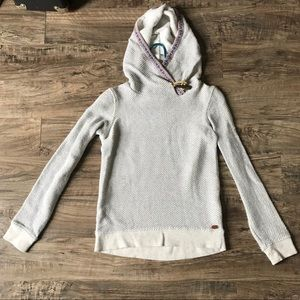 Roxy Fitted Hoodie